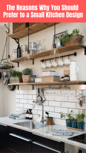 The Reasons Why You Should Prefer to a Small Kitchen Design Ideas