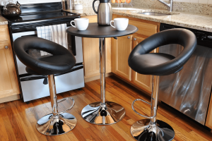Classic Bistro Breakfast table sets for small kitchen