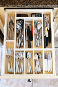 DIY Drawer Dividers for Small Kitchen Organization Ideas