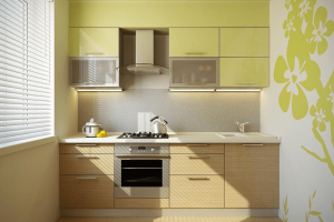 Tips and Tricks for the Small Kitchen Wall Painting