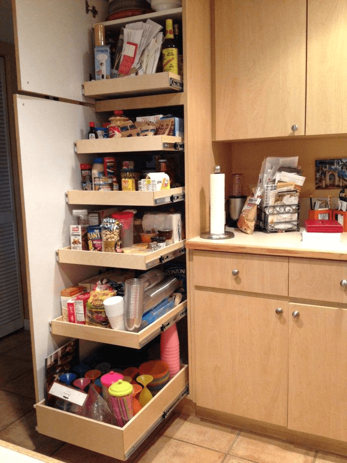 Cabinet storage small kitchen ideas