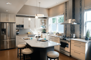 Applying the Small Kitchen and Dining Room Combo in Your House