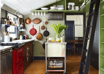 Here is How to Make the Most of a Small Kitchen Nicely!