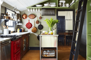 Kitchen wall hacks small spaces