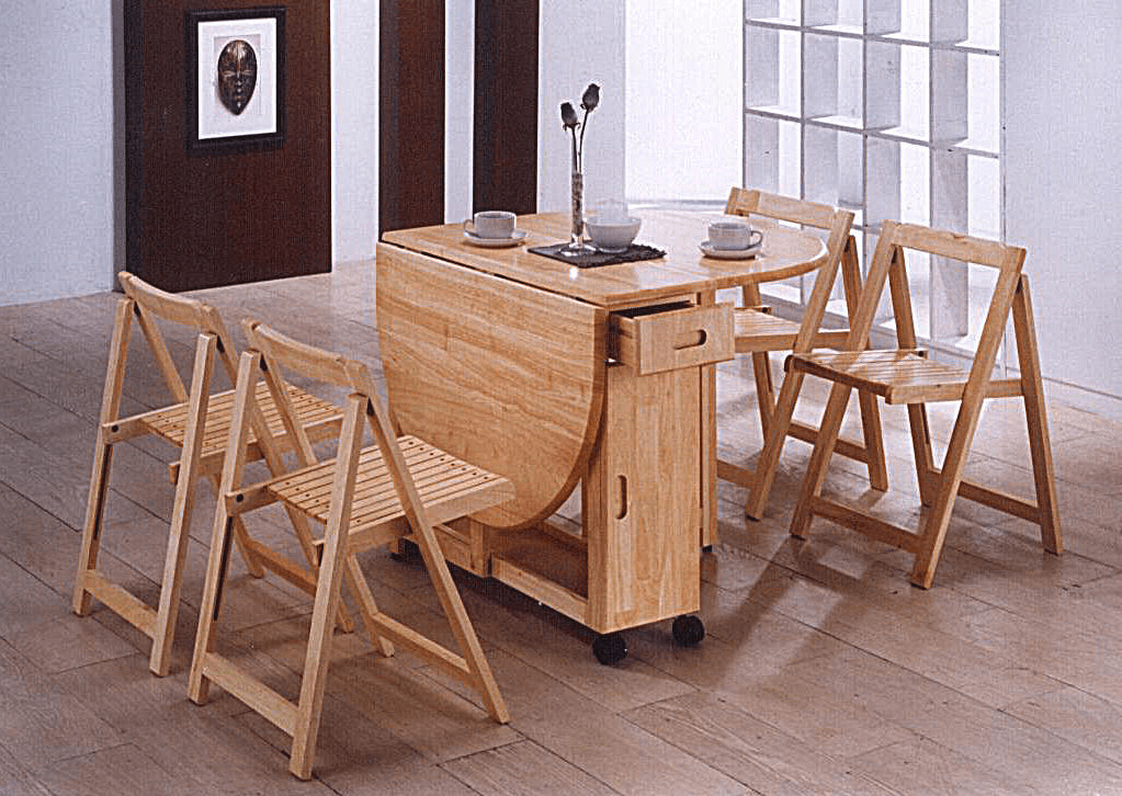 Leaf dining table diy design ideas