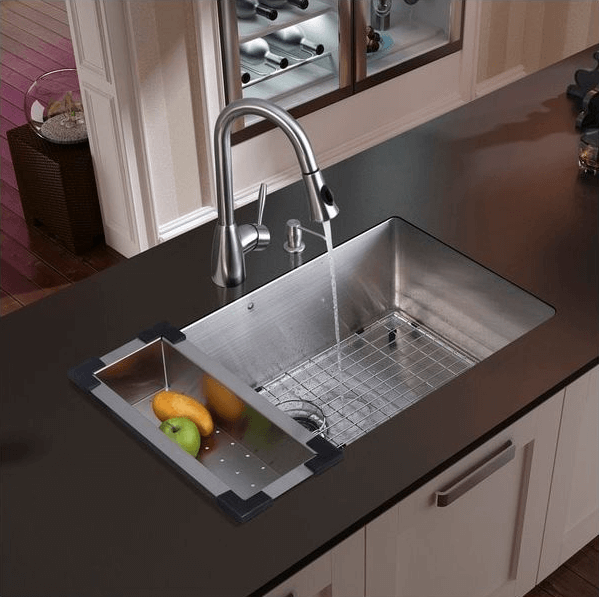 Single sink kitchen small ideas