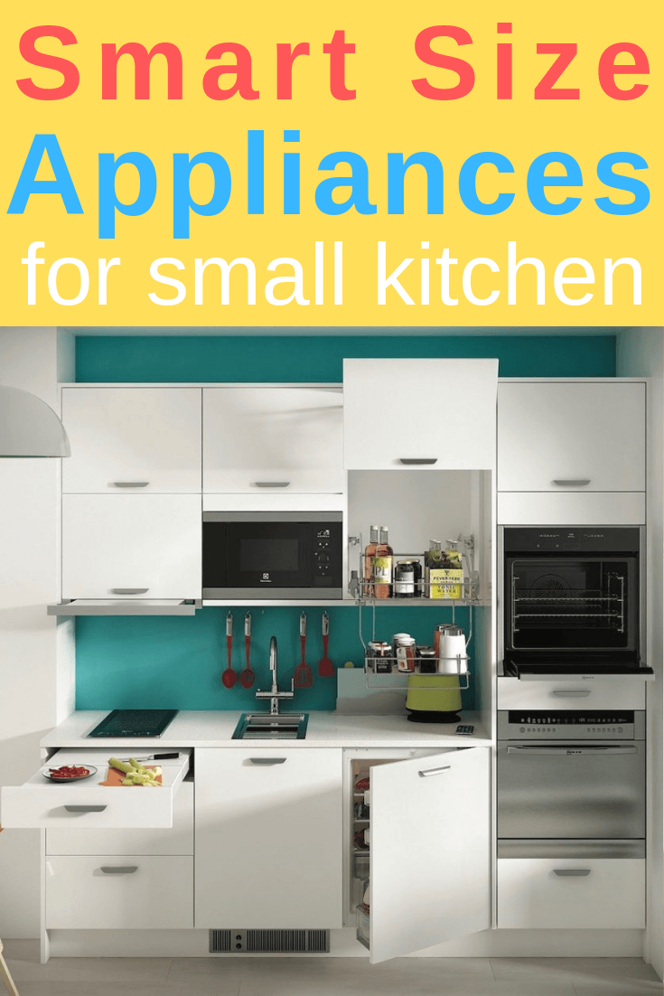 Small kitchen appliances gadgets