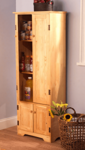 Tall cabinets kitchen storage ideas