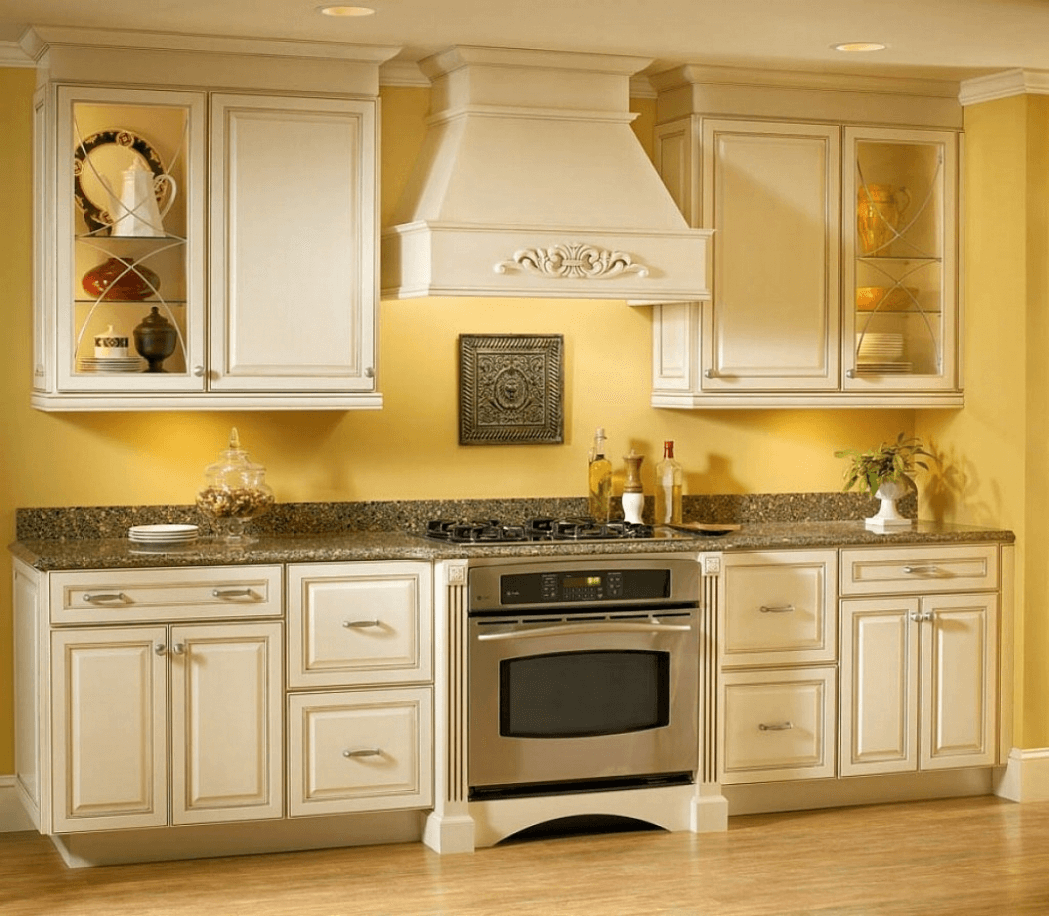 How To Make Mustard Yellow In Your Small Kitchen Décor