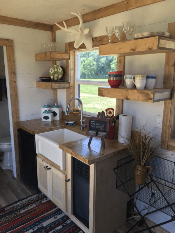 Awe-Inspiring Tiny House Kitchen Design Ideas | Small ...
