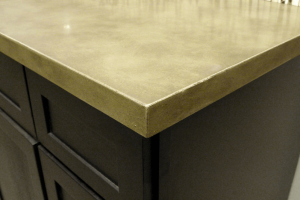 The best countertop edge for small kitchen with the Eased Edge