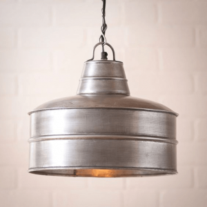 Tin Kitchen Fixture for small kitchen interior decor ideas