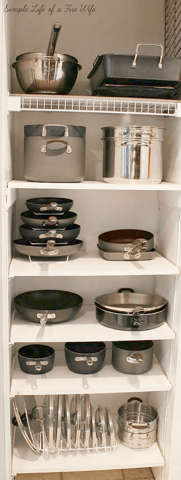 PANTRY STORAGE ORGANIZATION IDEAS