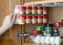 INEXPENSIVE KITCHEN ORGANIZING TIPS