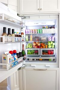 TIPS TO ORGANIZING FRIDGE