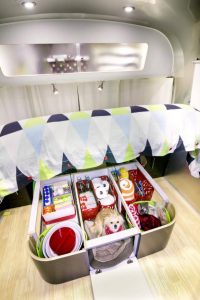 UNDER BENCH TINY HOUSE KITCHEN STORAGE IDEAS