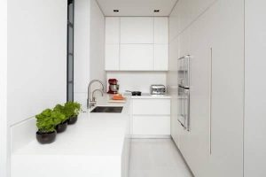 MINIMALIST APARTMENT KITCHEN DESIGN IDEAS
