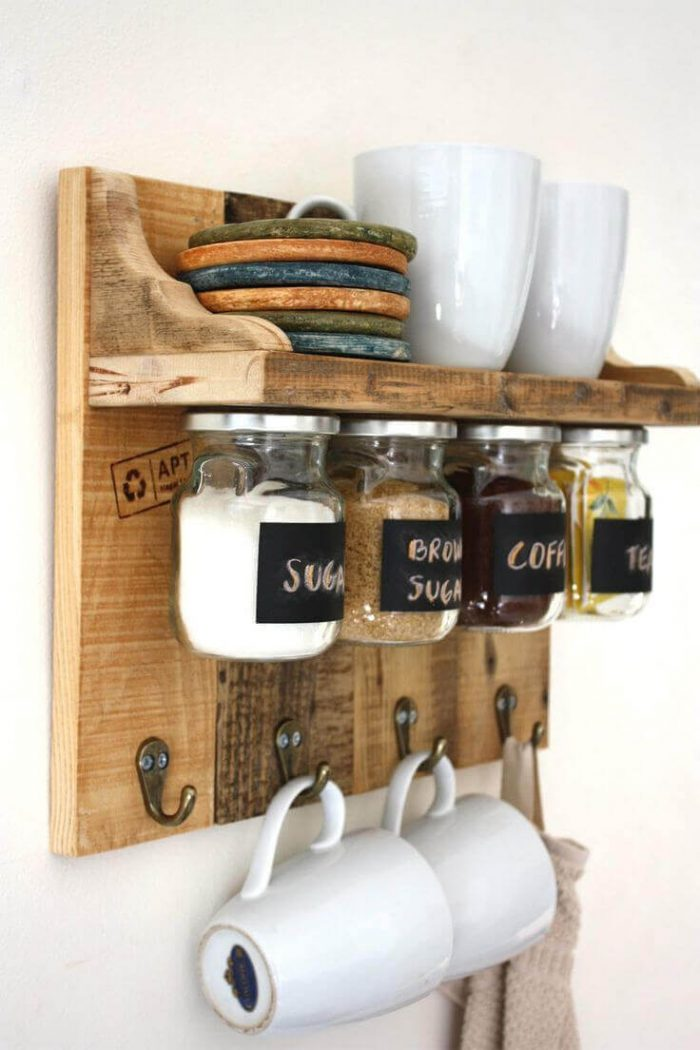 Image of: Inspiring Apartment Kitchen Wall Decor Ideas Small Kitchen Guides