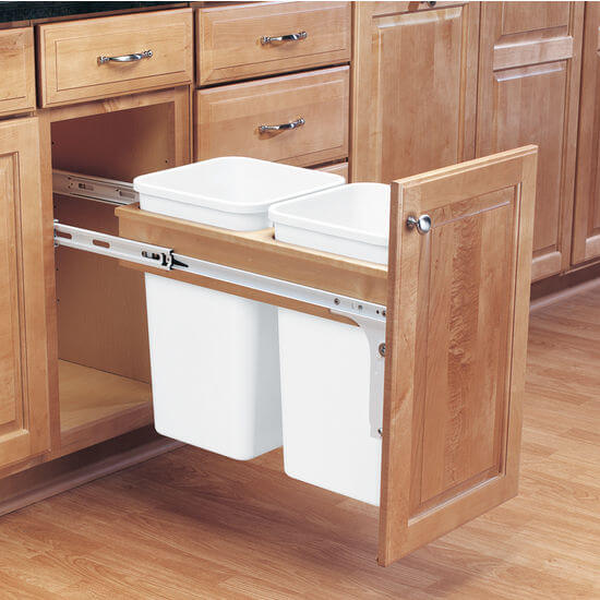 KITCHEN CABINET PULL OUTS IDEAS