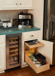 KITCHEN CABINET PULL OUTS SHELF PANTRY IKEA