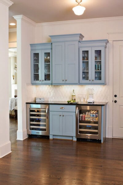 THE CRAFTSMAN BASEMENT APARTMENT KITCHEN MAKEOVER IDEAS