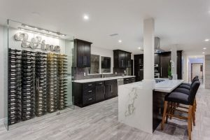 THE WINE BAR BASEMENT APARTMENT KITCHEN MAKEOVER IDEAS