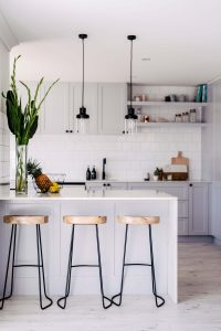 UPGRADING TIPS HOW TO MAKE MODERN MINIMALIST APARTMENT KITCHEN