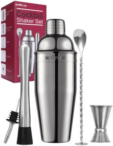 Cocktail Shaker Set by Innoplus Store