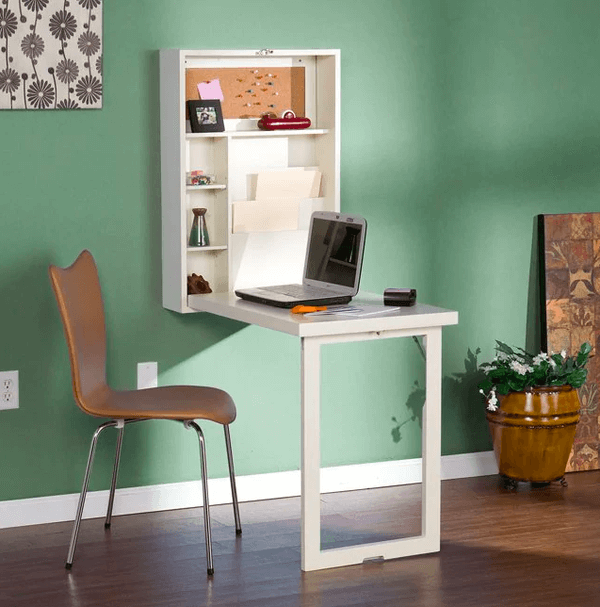 FOLD DOWN TABLE FOR TINY HOUSE KITCHEN