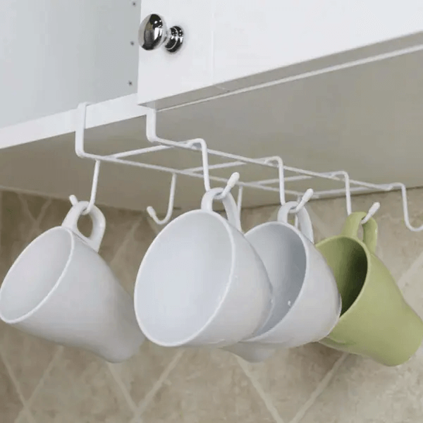 UNDER SHELF DRYING RACK