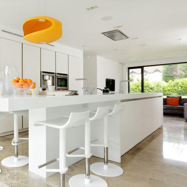 SIMPLE FURNITURE ARRANGEMENT FOR SMALL KITCHEN LIVING ROOM COMBO