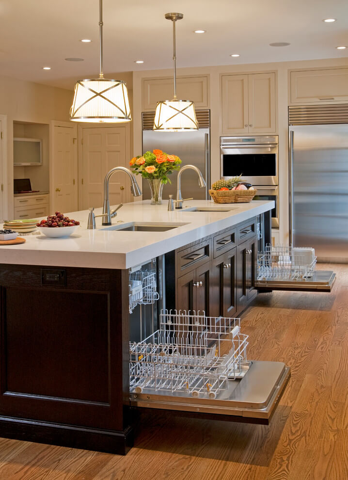 SMALL KITCHEN ISLANDS BUILT IN APPLIANCES