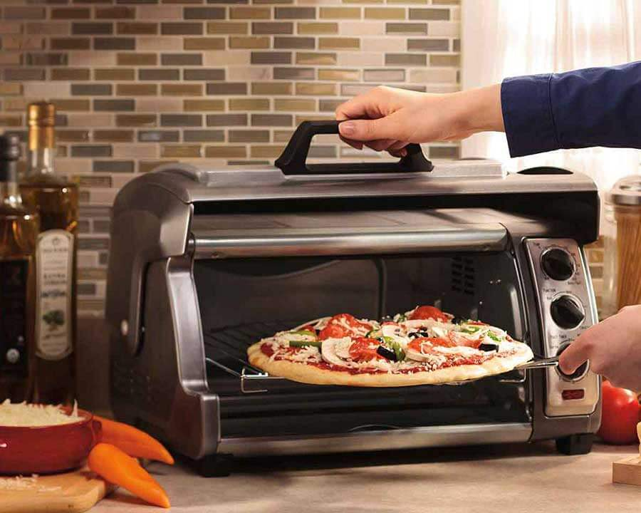 BEST SMALL KITCHEN APPLIANCES YOUR MUSH HAVE. TOASTER OVEN PIZZA
