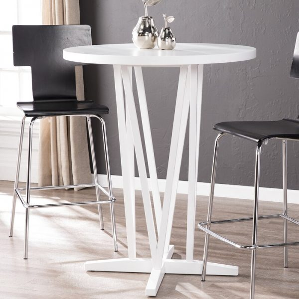 CONTEMPORARY DINING TABLE FOR SMALL KITCHEN LOOK LARGER