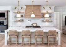 HOW TO BUILD A SMALL FRENCH COUNTRY KITCHEN CHEAP AND EASY