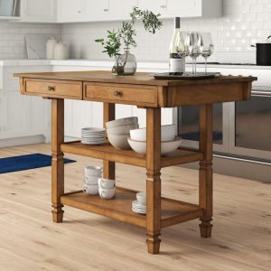 MULTI PURPOSE DINING TABLE FOR SMALL KITCHEN LOOK LARGER