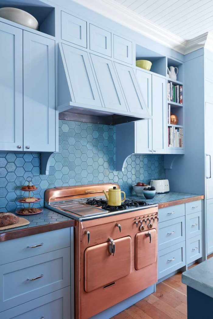 NICE CABINET FOR SMALL FRENCH COUNTRY KITCHEN