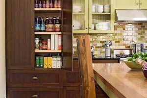 AWESOME IDEAS FOR SMALL KITCHEN PANTRY