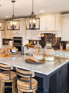 SMALL KITCHEN CHANDELIER FOR DECORATION