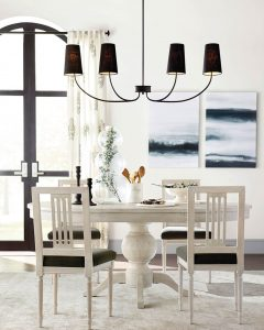 THE HEIGHT FOR SMALL KITCHEN CHANDELIER