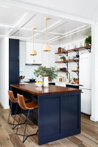 THE SETTING FOR SMALL KITCHEN CHANDELIER