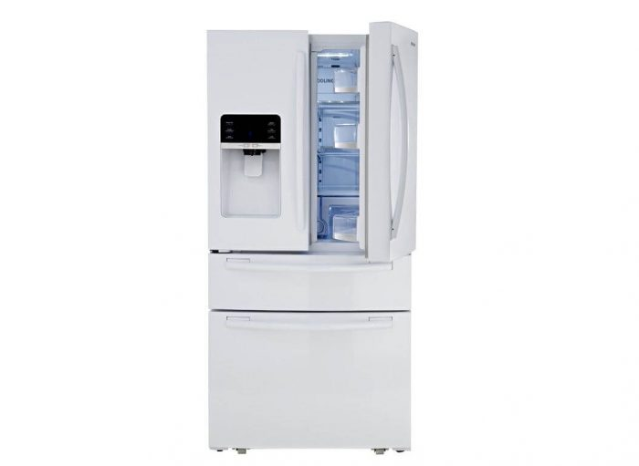 FRENCH STYLE DESIGN REFRIGERATOR MADE BY SAMSUNG