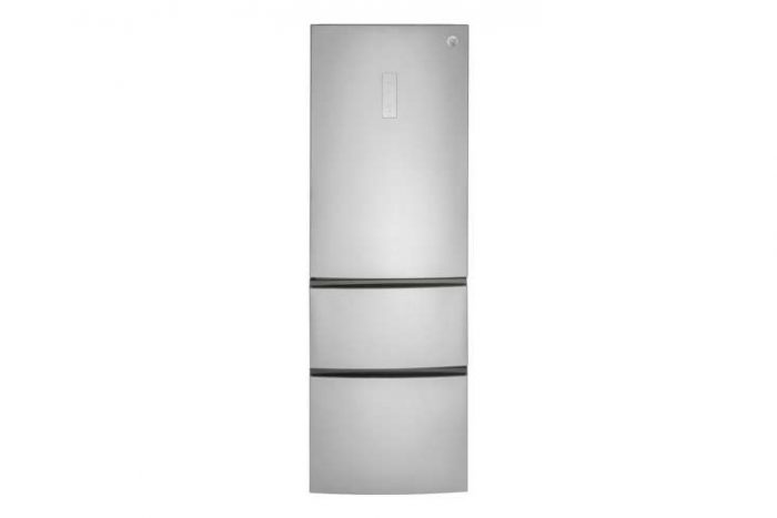 GE GLE12HSLSS REFRIGERATOR DIVIDED INTO THREE AREAS