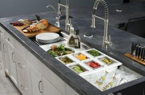LONG PARTY SPACE SINK FOR SMALL KITCHEN SINK DIMENSIONS