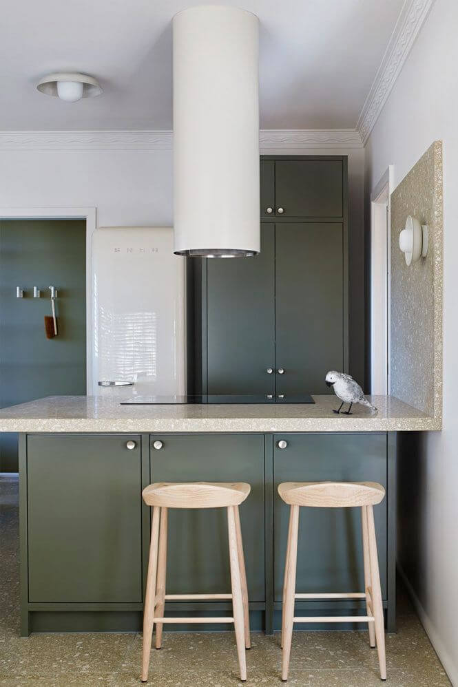 SMALL KITCHEN EXTRA SHELVES IDEAS. CEILING AREA