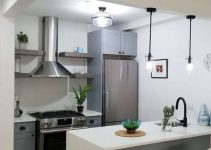 AWESOME IDEAS FOR SMALL BASEMENT KITCHEN