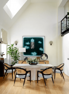 FOCAL POINT IDEAS FOR SMALL KITCHEN DINETTE SET