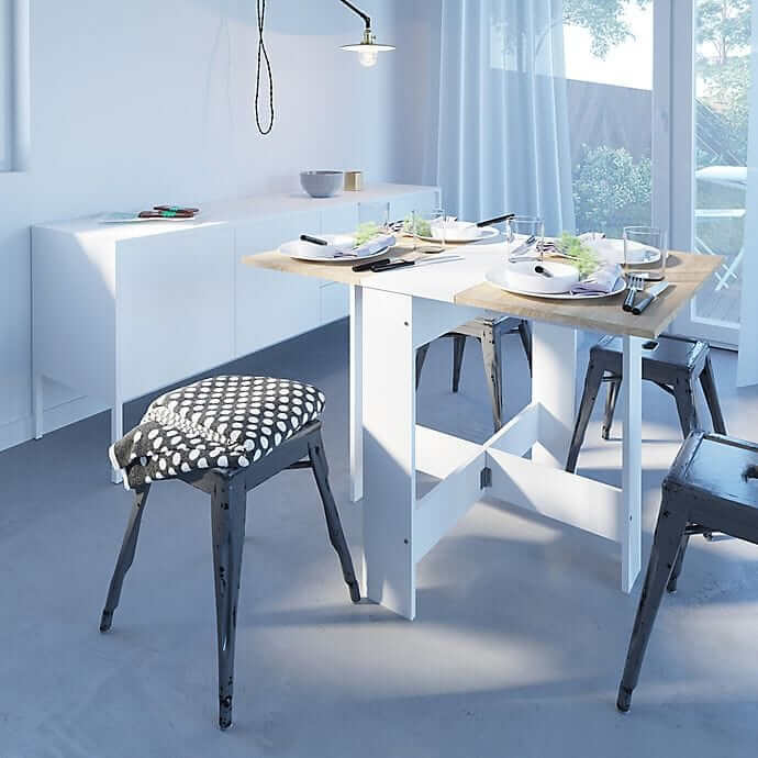 FOLDING TABLE IDEAS FOR SMALL KITCHEN