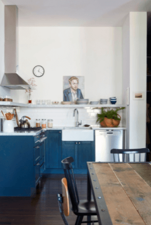HOW TO MAKE A SMALL KITCHEN LOOK BIGGER WITH CHOOSE RIGHT SINK