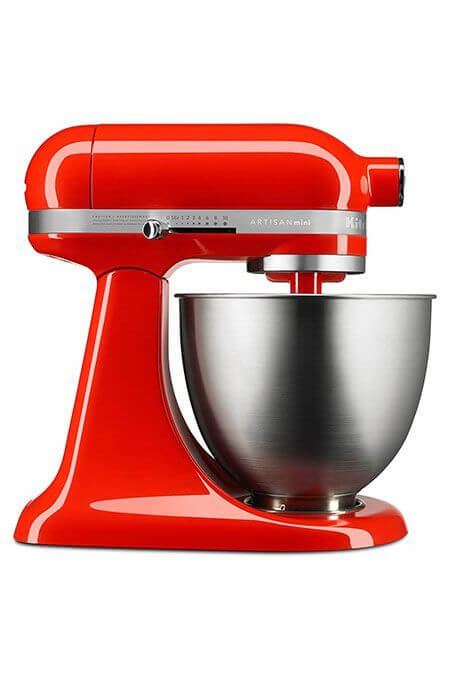 Mini Stand Mixer from KitchenAid Will Help You Baking in Handy